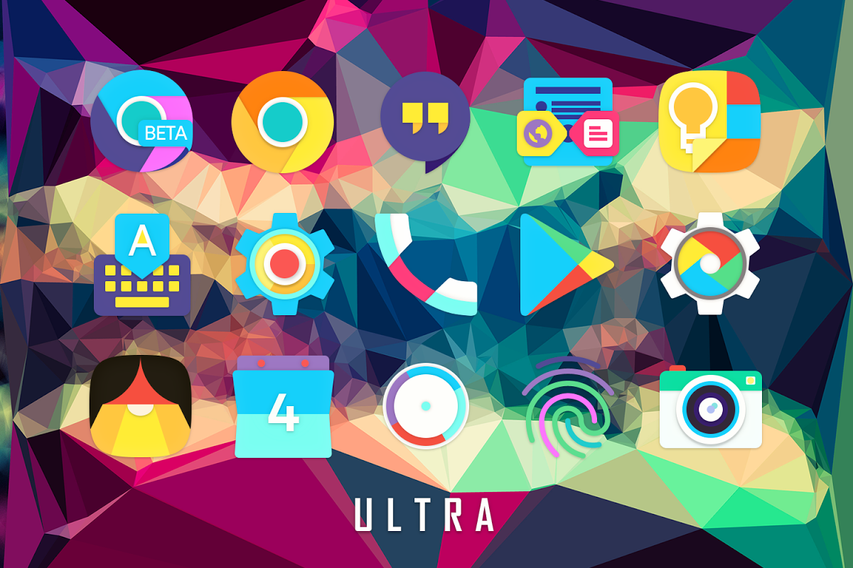 ULTRA 0.7beta Screen 1
