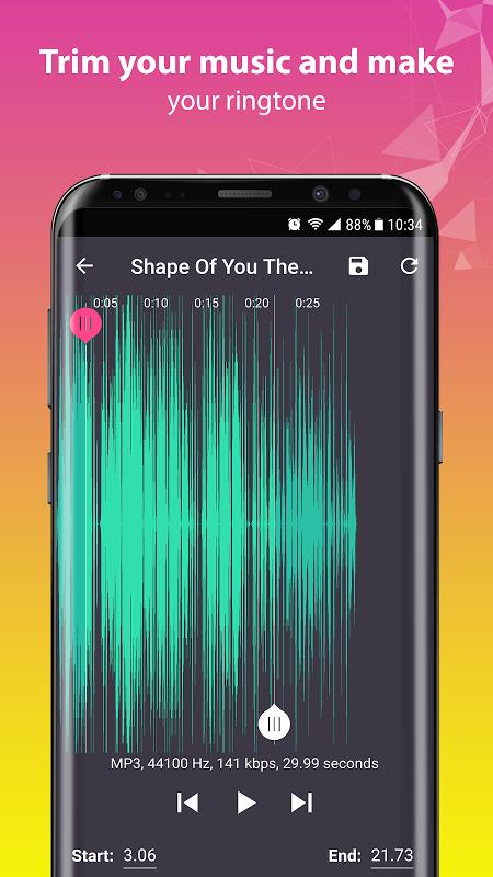 music player 3.1 Screen 6