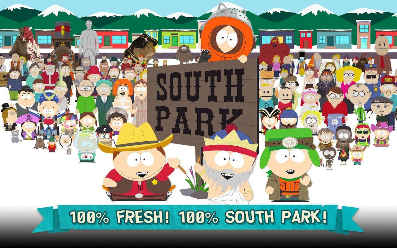 Android South Park: Phone Destroyer™ Screen 12
