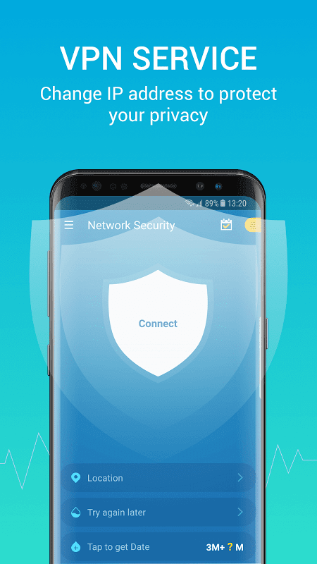 Network Security Pro - Speed test & VPN 1.1.6 Screen 2