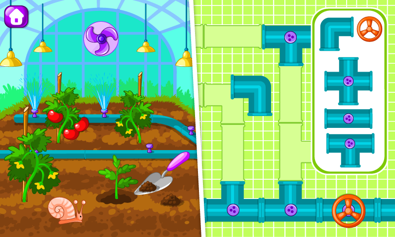 Garden Game for Kids 1.03 Screen 2