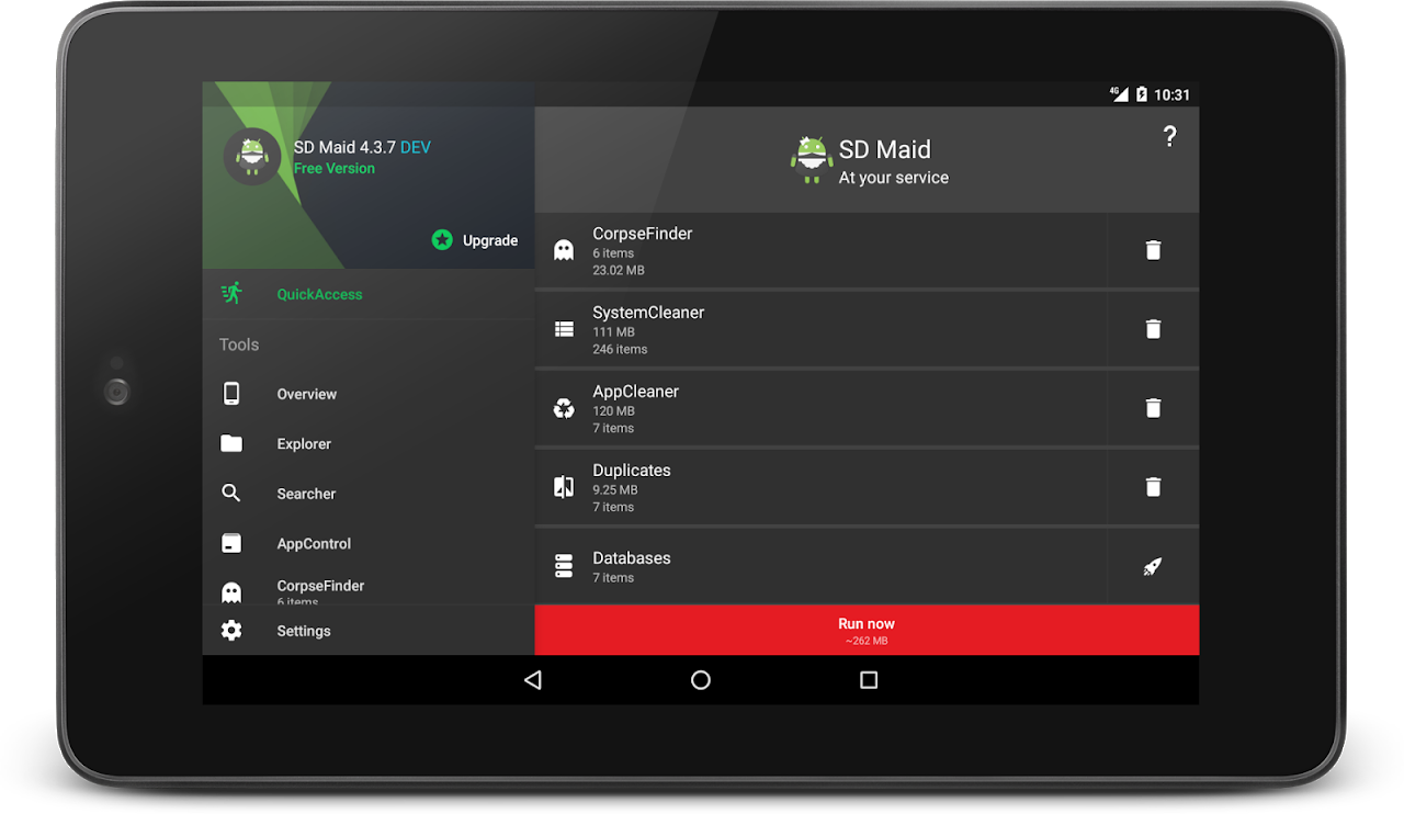 SD Maid - System Cleaning Tool 4.12.3 Screen 17