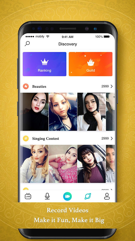 7Nujoom– Live Stream Video Chat & Random Chat Room 5.9.0 Screen 10