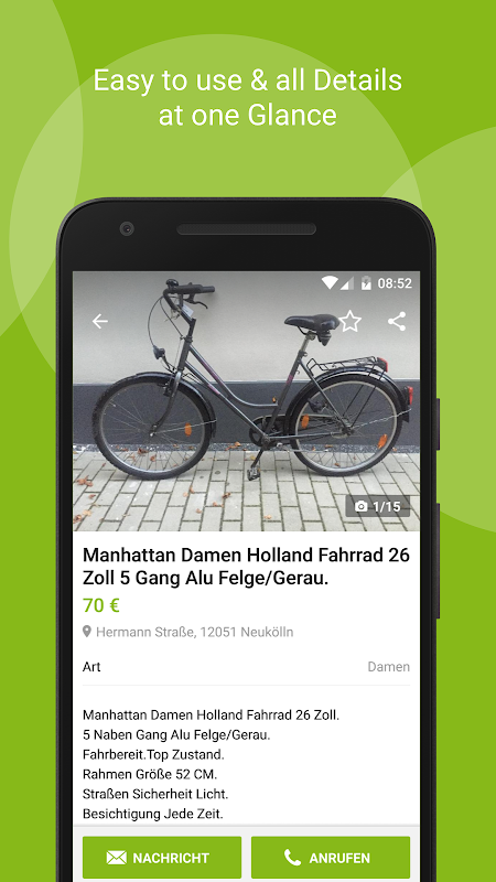 eBay Kleinanzeigen for Germany 8.8.0 Screen 2