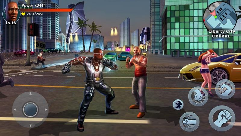 Auto Theft Gangsters 1.07 Screen 1