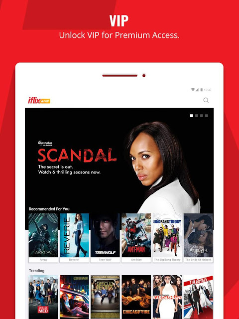 iflix 3.2.1-11637 Screen 9