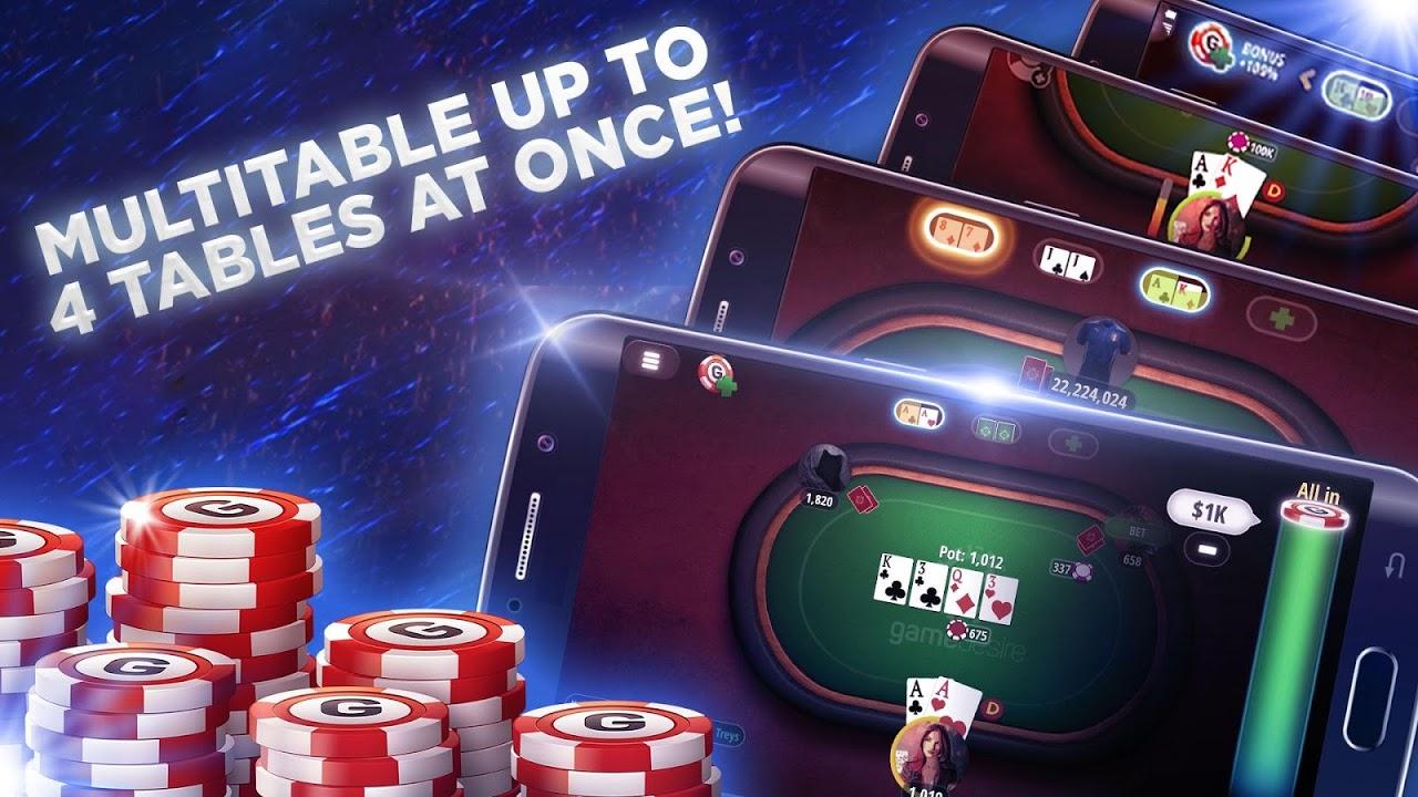 Poker Texas Holdem Live Pro 6.3.1 Screen 8