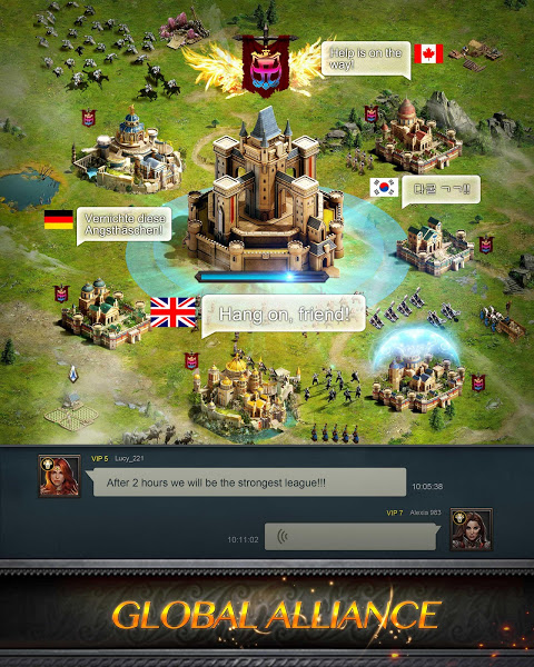 Clash of Queens: Light or Darkness 2.4.6 Screen 7