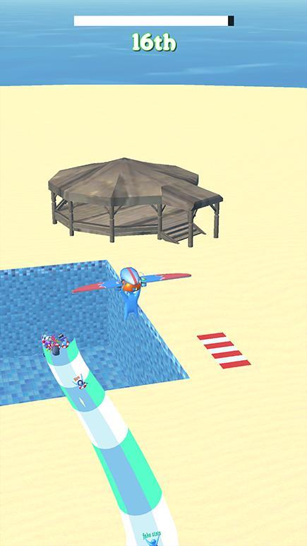 Android Aquapark Race IO Screen 8