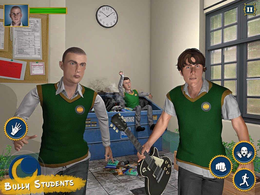 Android High School Bully Gangster Screen 13