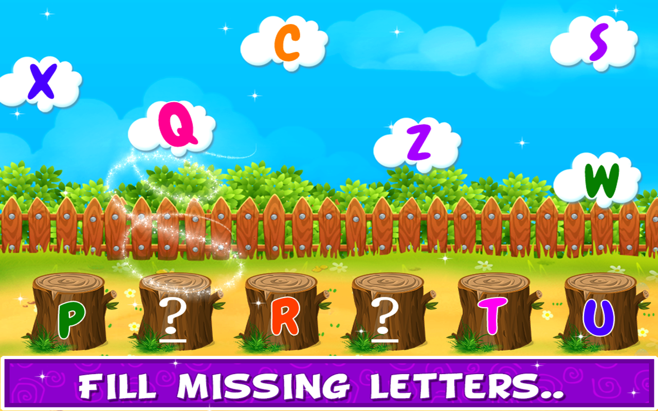 Kids Letters Learning - Educational Game for Kids 1.0.1 Screen 2