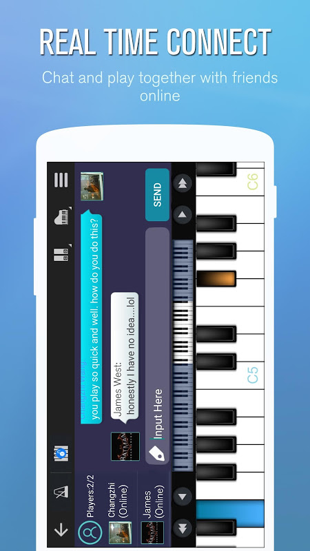 Android Perfect Piano Screen 5