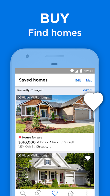 Android Real Estate, Houses & Home Property Values: Zillow Screen 12