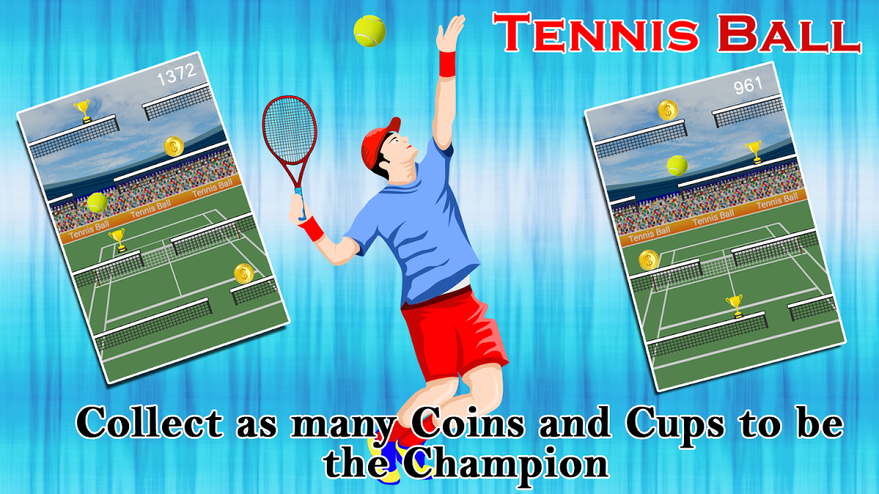 Android Tennis Champion Screen 1