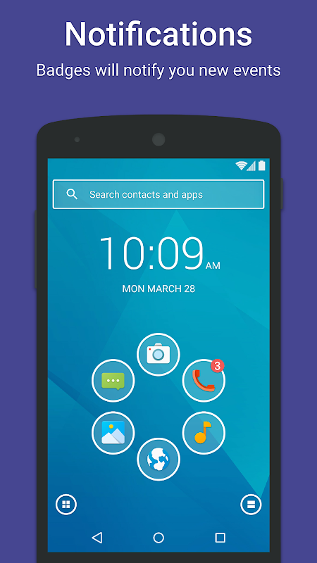 Android Smart Launcher Pro 3 Screen 7