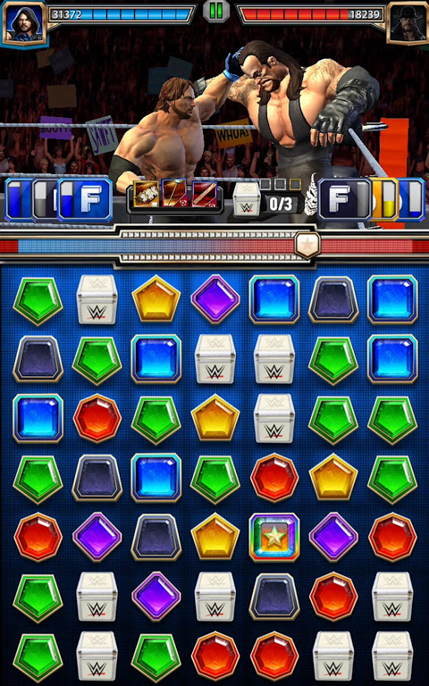 WWE Champions Free Puzzle RPG 0.306 Screen 4