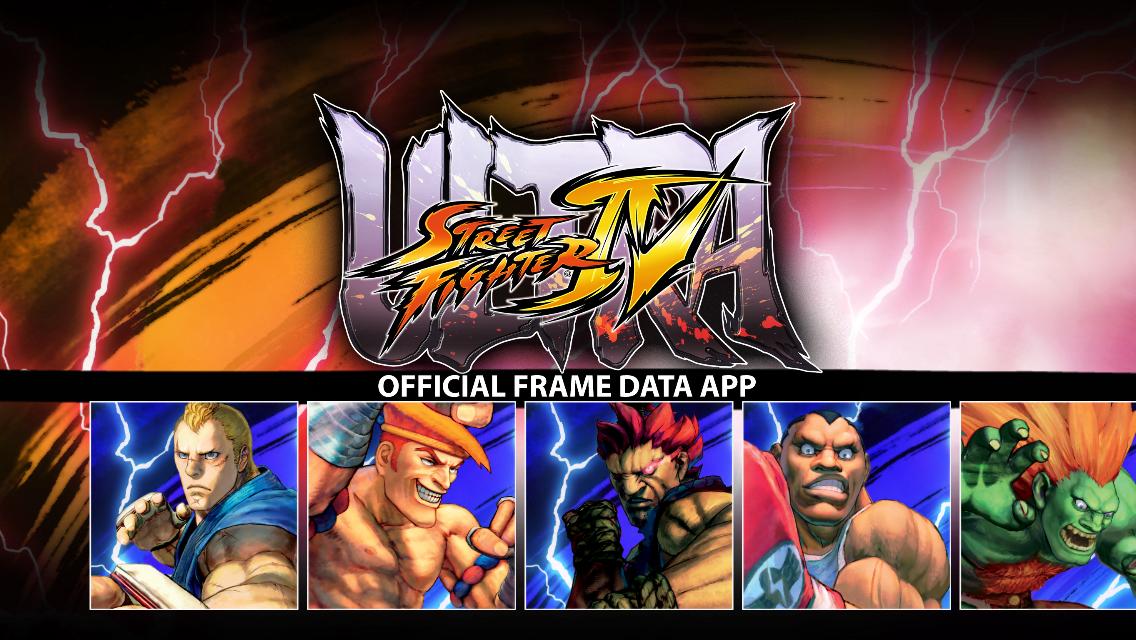 Ultra Street Fighter IV App APKs   Android APK