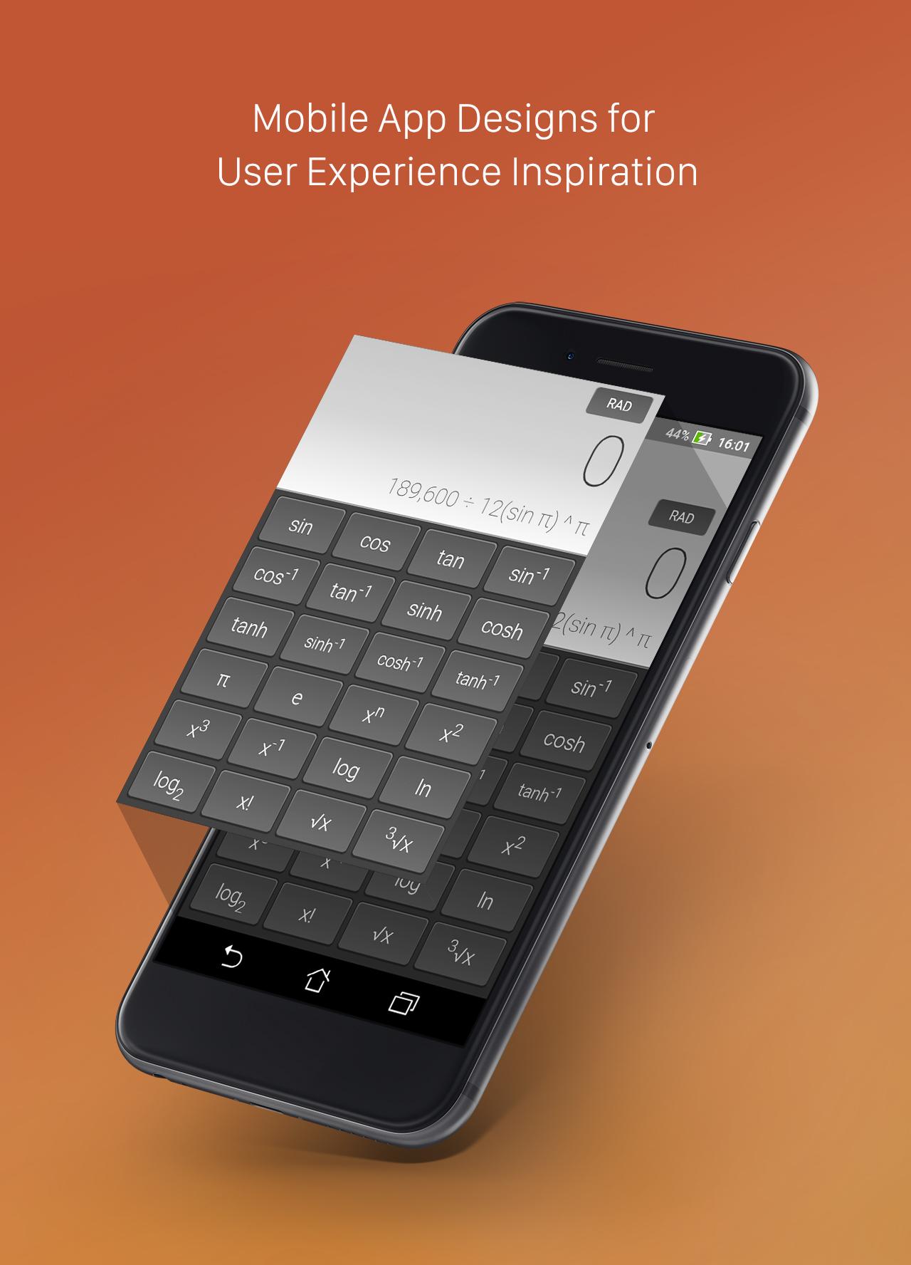 Calculator smart 3.1.0 Screen 2