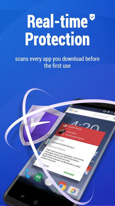 Antivirus Free - Virus Cleaner 8.8.68.00 Screen 3