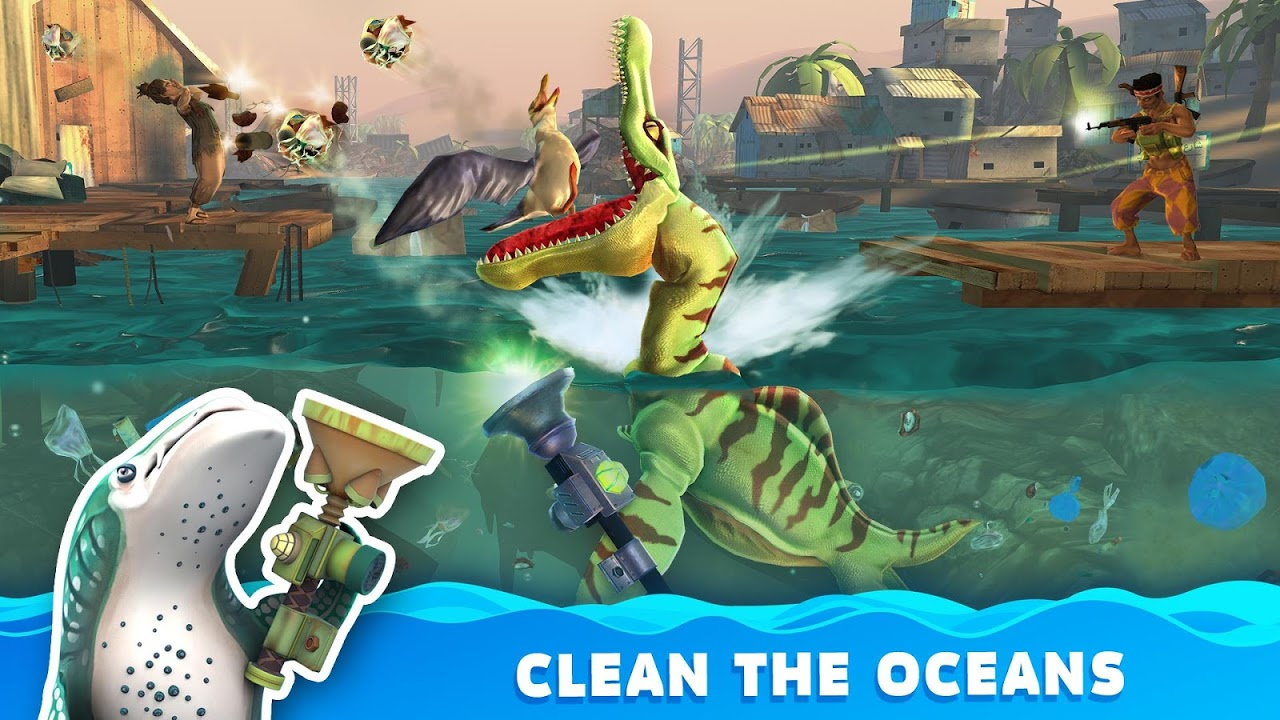 Android Hungry Shark World Screen 16