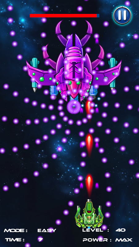 Galaxy Attack: Alien Shooter 1.0 Screen 6