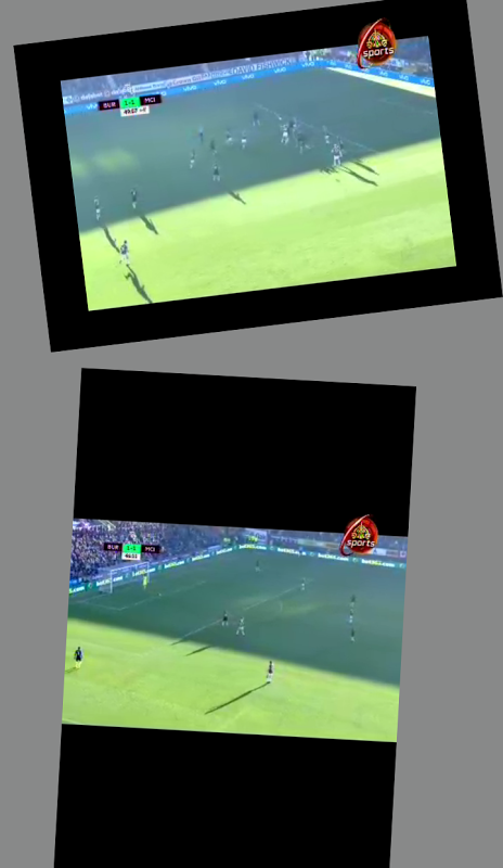 Android Live Sports TV HD Screen 1