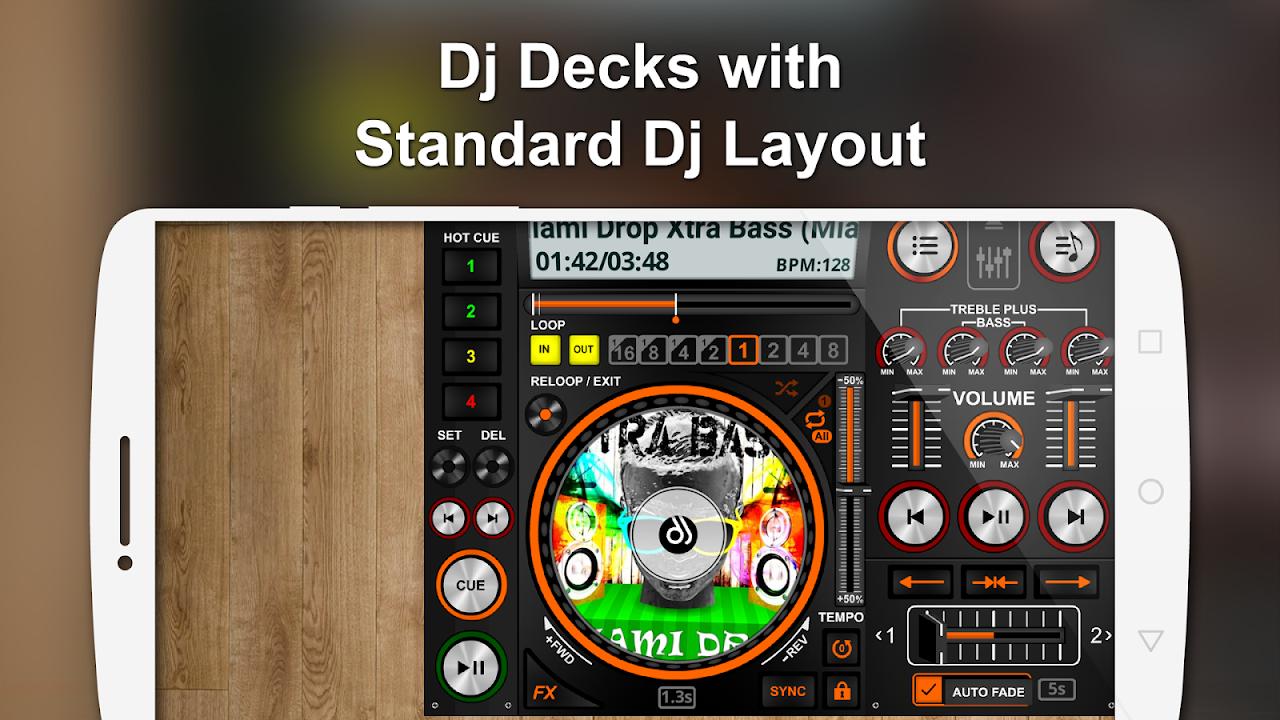 DiscDj 3D Music Player - Dj Mixer v4.005s Screen 17