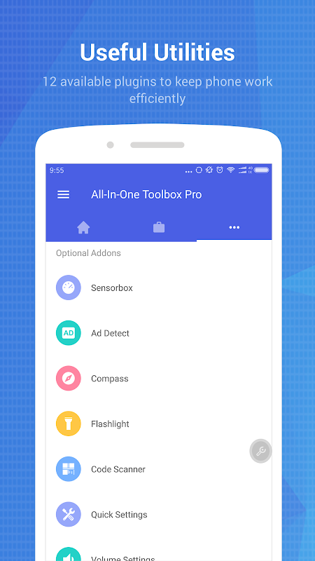All-In-One Toolbox Pro Key 2.1 Screen 4