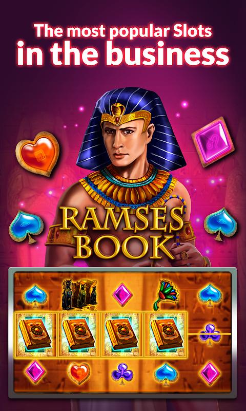 MyJackpot – Vegas Slot Machines & Casino Games 3.7.28 Screen 1