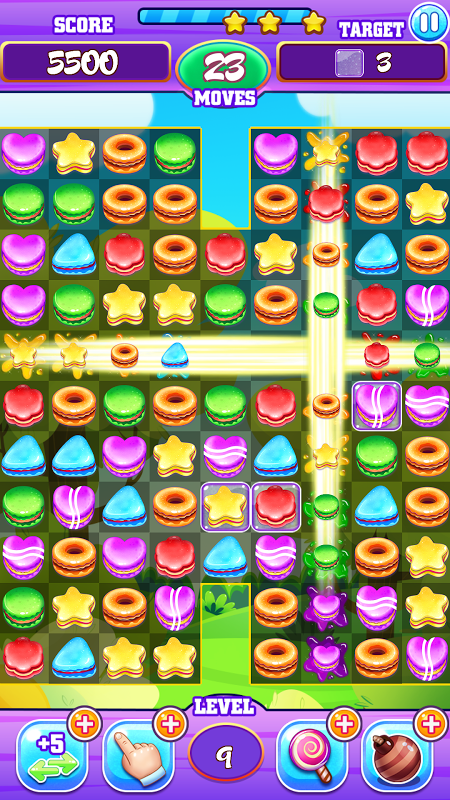 Cookie Forest 1.0.0 Screen 5