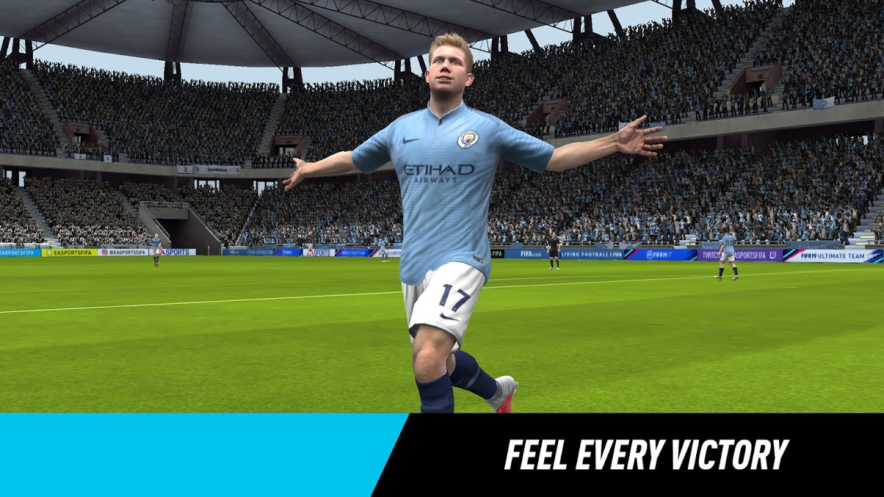 Android FIFA Mobile Football Screen 4
