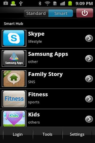Android Samsung Smart View Screen 4