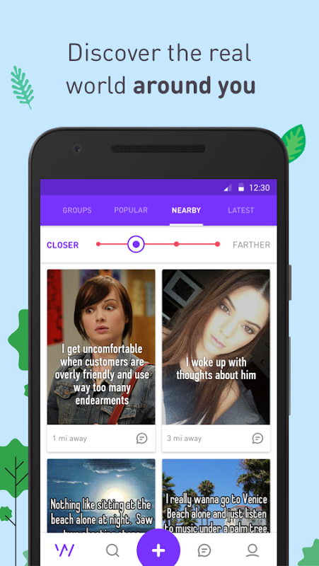 Whisper 9.16.2 Screen 2