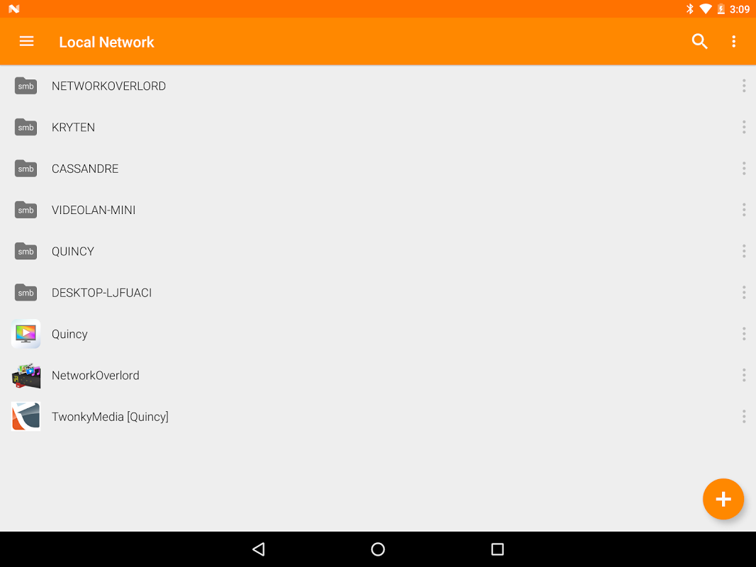 Android VLC for Android Screen 19