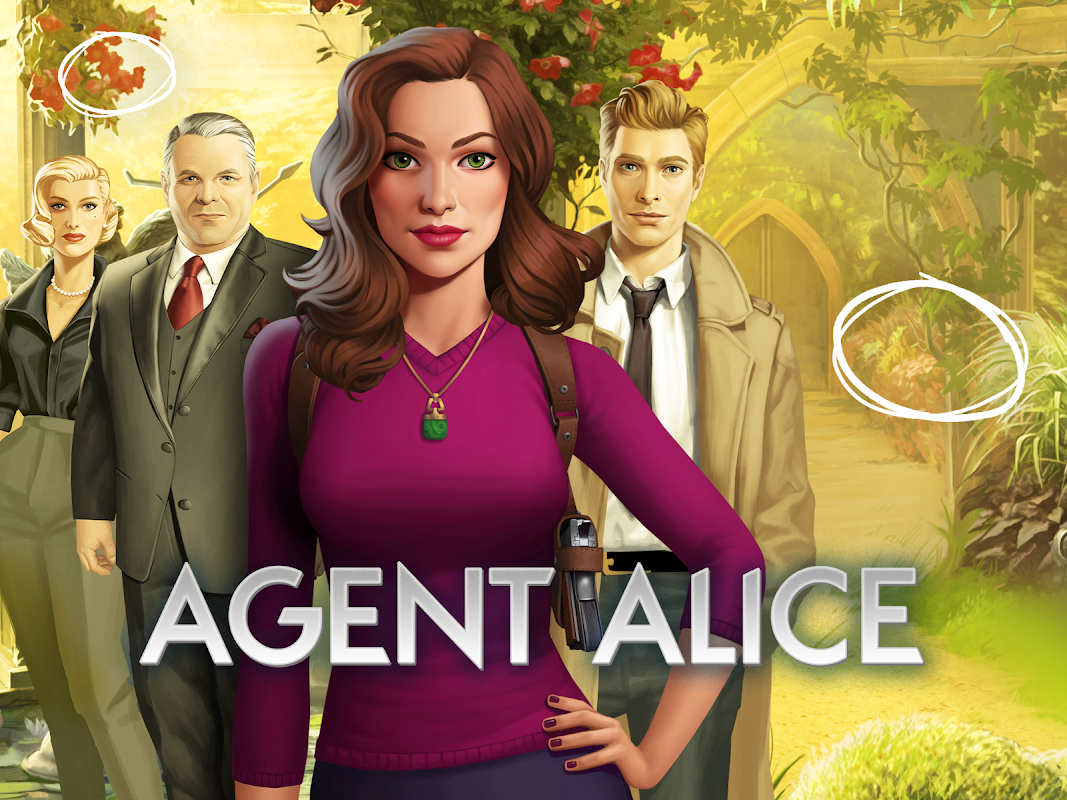 Android Agent Alice Screen 16