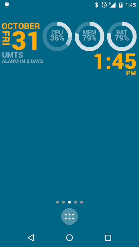 KLWP Live Wallpaper Maker 3.37b900818 Screen 4