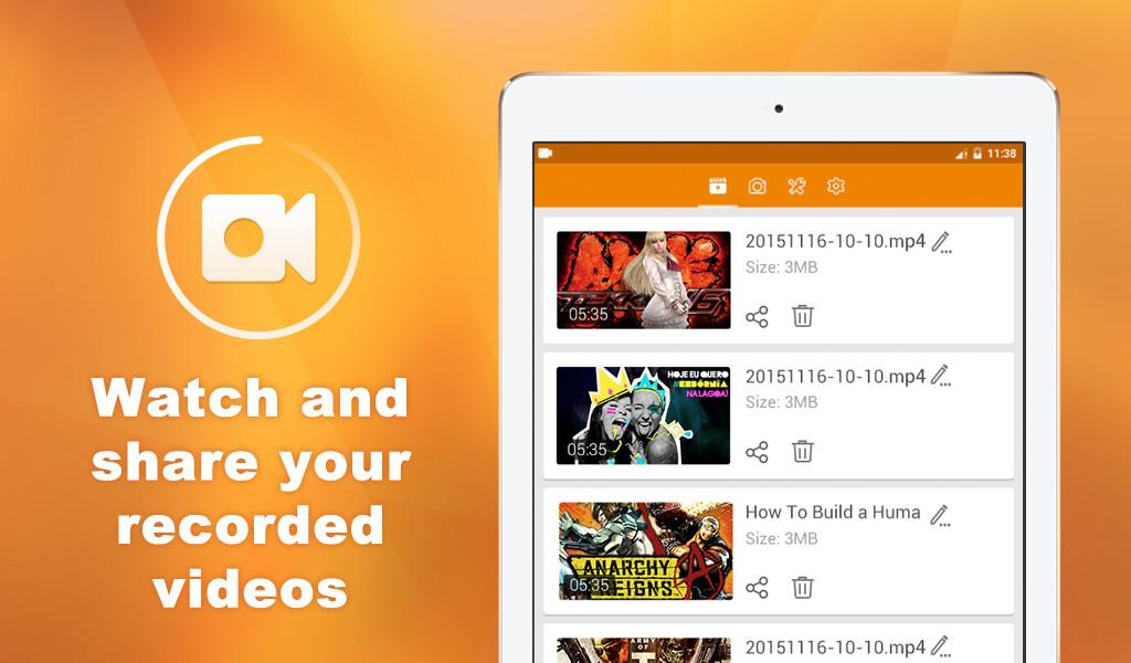DU Recorder � Screen Recorder & Video Editor 1.7.5.2 Screen 7