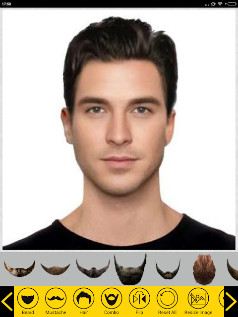 Add Hair Beard Mustache Styles 1.7 Screen 8