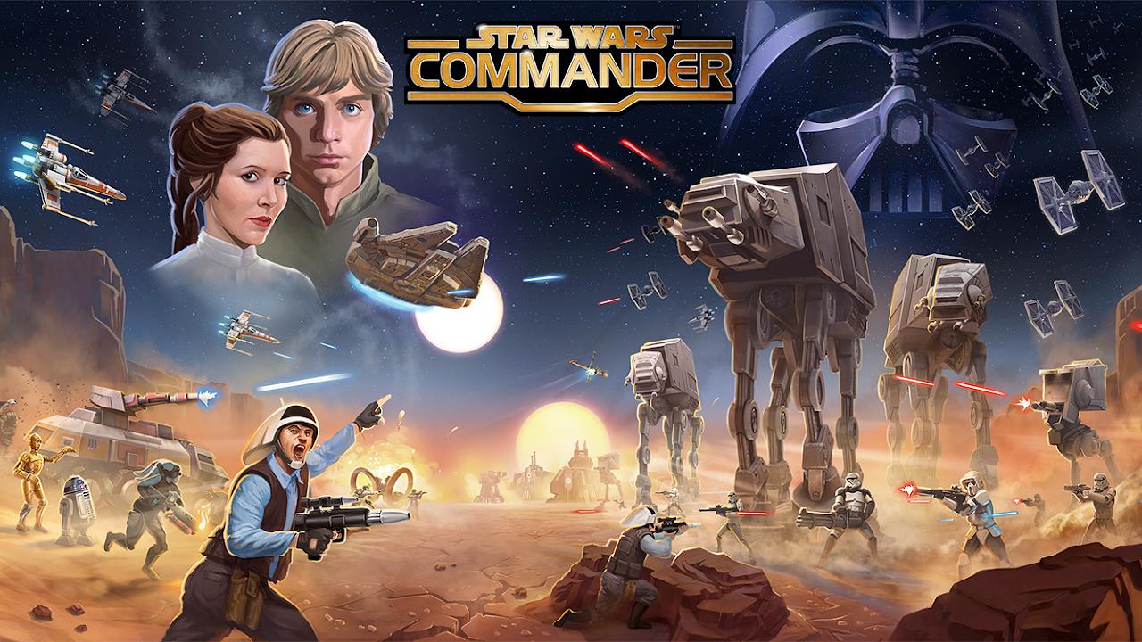 Star Wars™: Commander 7.6.0.172 Screen 6