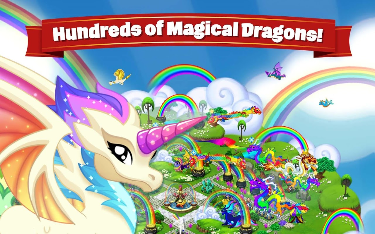 DragonVale 4.14.1 Screen 1