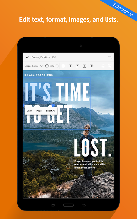 Adobe Acrobat Reader 19.3.0.9016 Screen 18