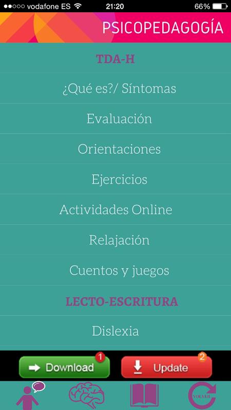 Psicología y Logopedia 5.0.0 Screen 6
