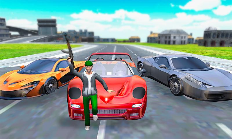 Android Vegas Gangster Squad City Police Crime Adventure Screen 6