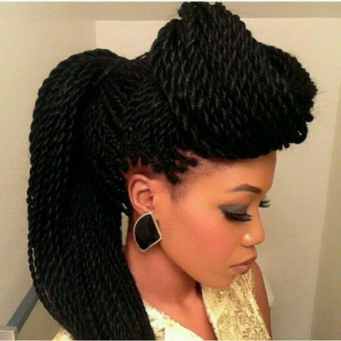 Android Braided Hairstyles Screen 3