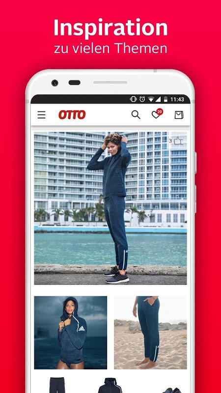 Android OTTO - Shopping für Mode & Wohnen Screen 3