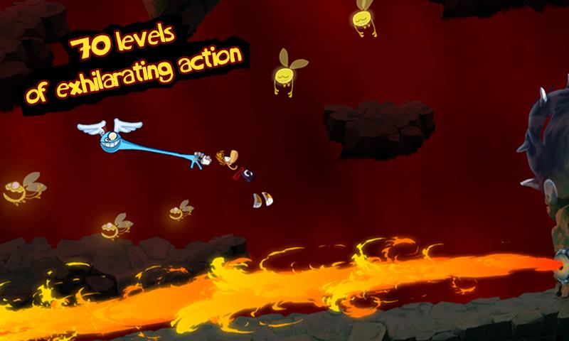 Rayman Jungle Run 2.4.3 Screen 7