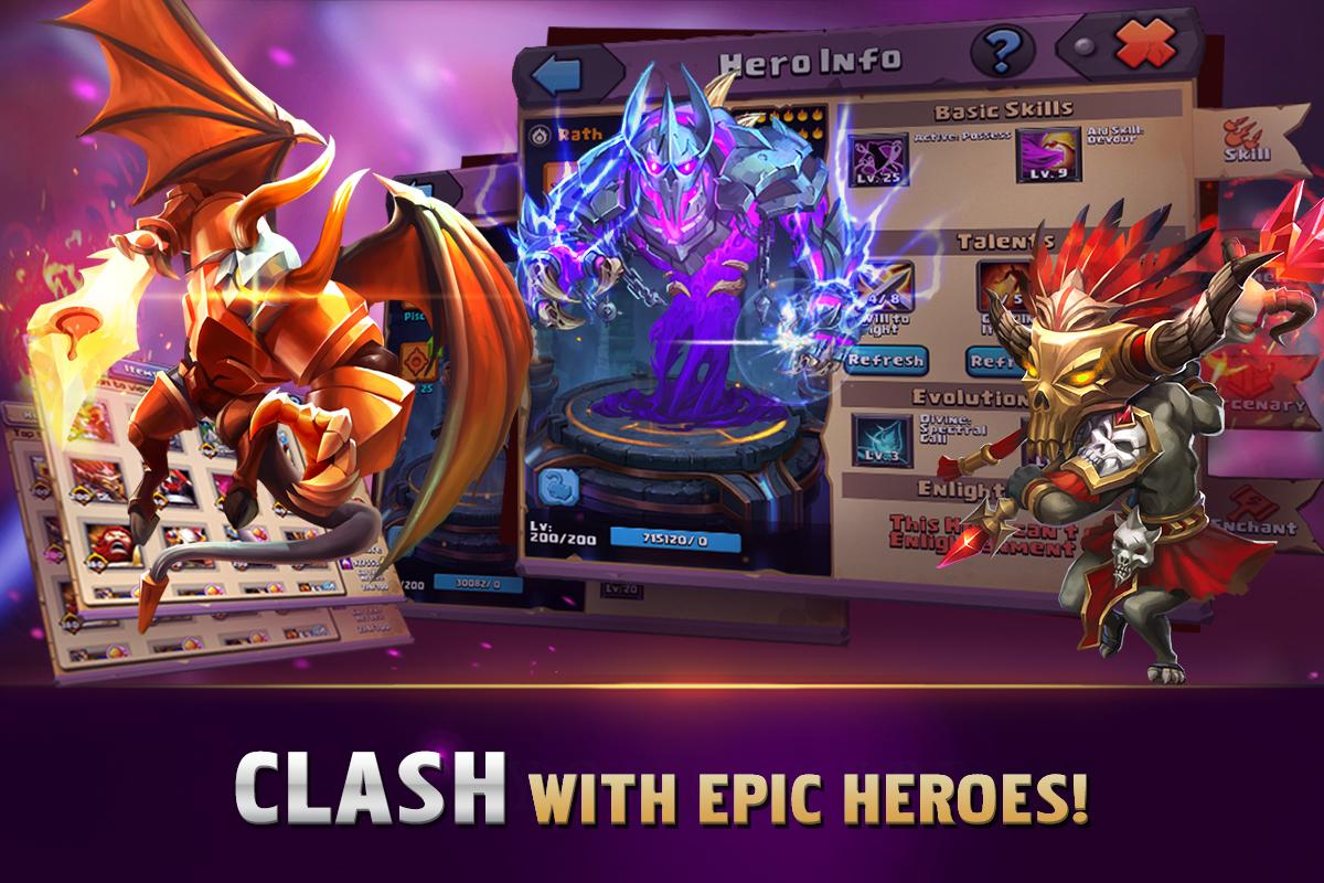 Clash of Lords 1.0.420 Screen 2