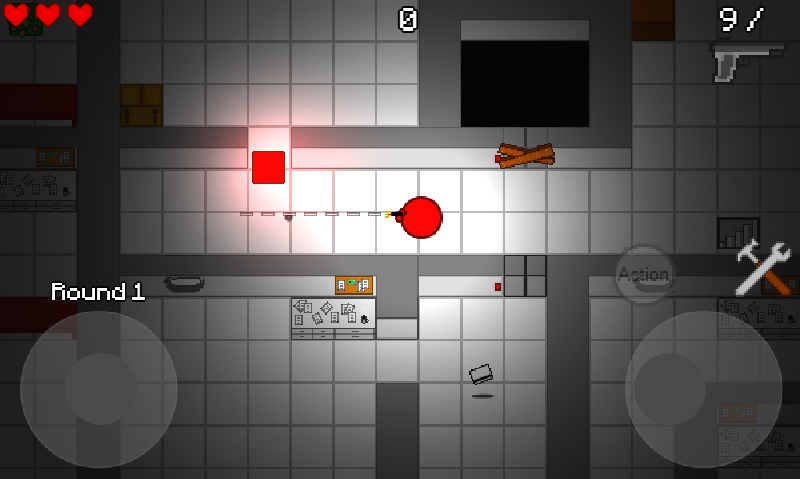 Zombie Cubes 3.0.2 Screen 1