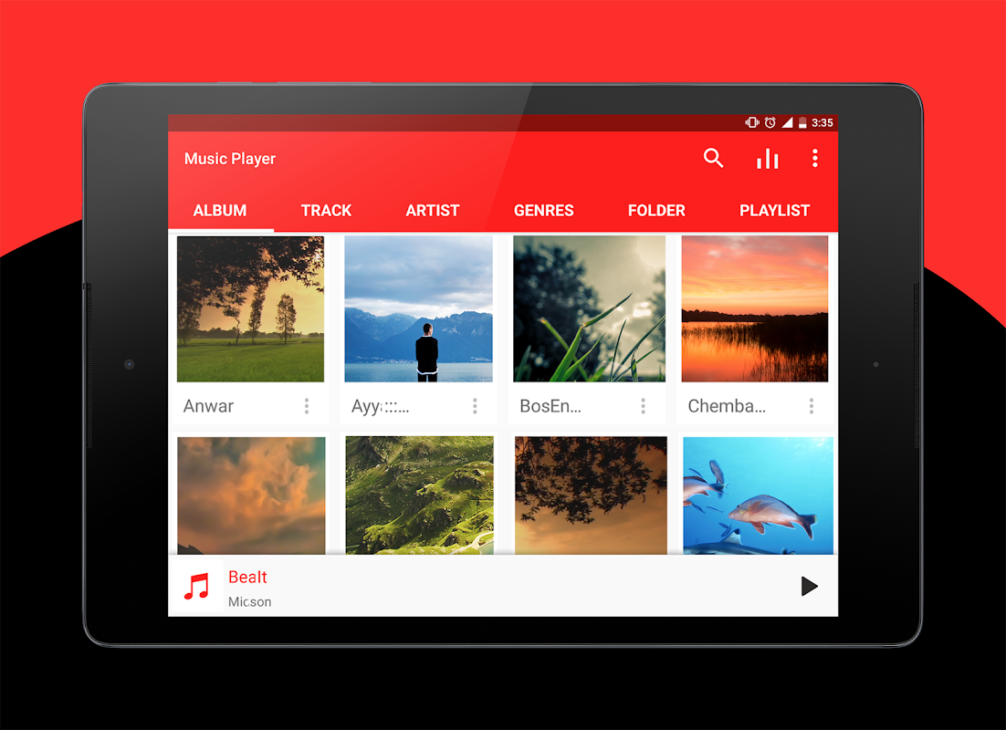 Music Player 1.6.6 Screen 7