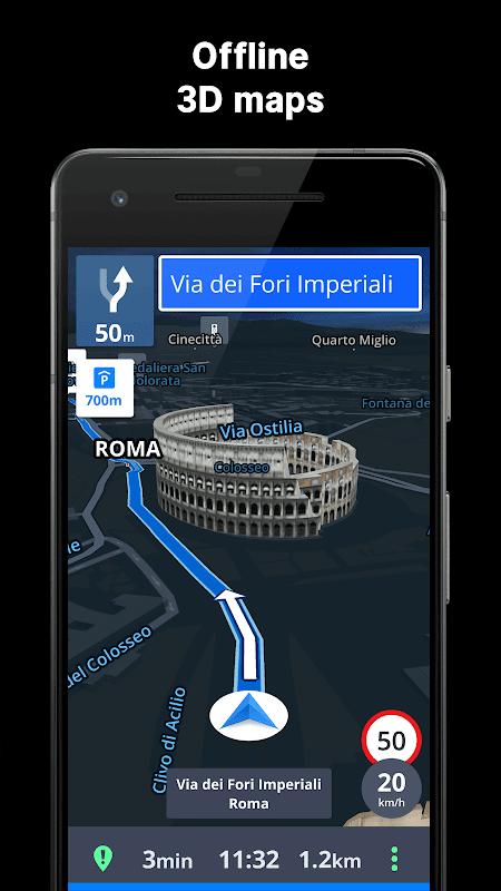 GPS Navigation & Maps Sygic 18.4.2 Screen 11